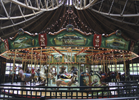 Click To Enlarge Photo Of Merry Go Round At Bear Mountain